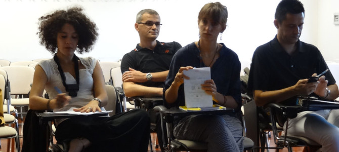Bicocca – Fifth Day of the Summer School