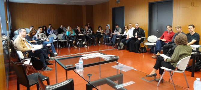 First Day of Summer School on Tolerance Ends in Milan